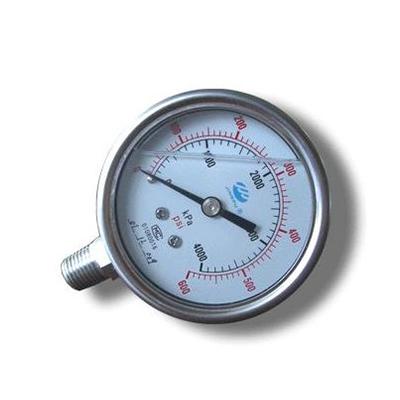 Y-100BFZ 耐震压力表