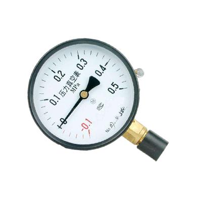 YZ-60 真空压力表