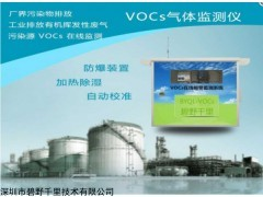 BYQL-VOC 赣州污染源VOCs浓度在线监测系统产品说明书