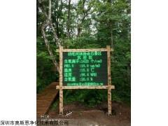 OSEN-FY 广东省深圳市景区空气清新负氧离子监测仪