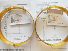 HH-THC 甲烷和总烃毛细管一咬牙柱测定非甲烷总烃