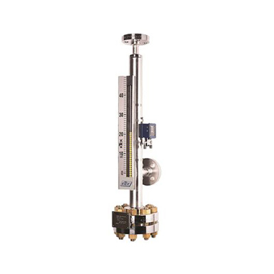 UHZ-517C10L 卫生型顶装磁性液位计
