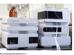 LC3000 液相色谱法测定工业氯乙酸的纯度