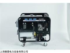 市场需求500A柴油发电电一体机