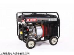 欧州狮汽油发电电焊机190A