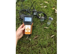 HSU -ECG 土壤电导率温度水分速测仪