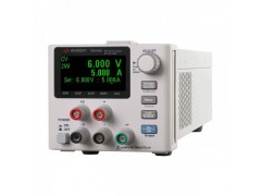 是德科技 E36103A 可編程直流穩壓電源