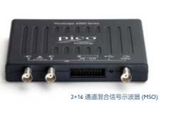 220 MSO通道的混合信号示波器
