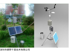 BYQL-QX 温州校园气象监测站,科学研究气象自动监测系统