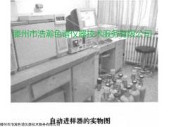 HHZDG-III 氣體自動進樣器檢測大氣中非甲烷總烴