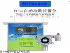 BYQL-VOC 常州政府标准排污口VOCs浓度报警在线检测仪