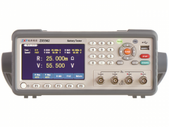 常州致新 ZX5562A 精密电池内阻测试仪