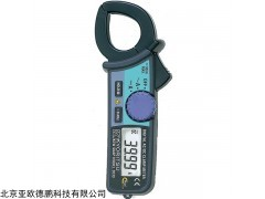 MODEL 2033 交/直流钳形电流表
