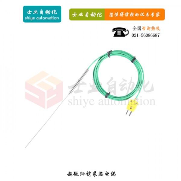 WRNK-191超微细铠装热电偶