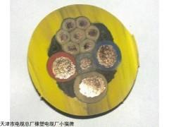 矿用金属屏蔽橡套电缆MYPTJ