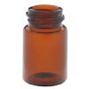 W008614 棕色硼硅玻璃管形瓶