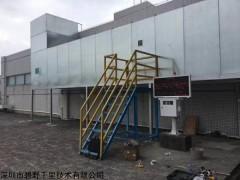 BYQL-VOC 广东省VOCs检测仪,工业园TVOC在线监测报警系统