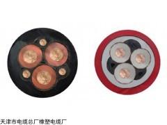 铜芯电力电缆VV3*35+2*16价格