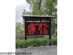 BYQL-FY 苏州省空气负氧离子浓度在线监测系统报价
