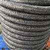 6*6-50*50 金屬絲增強高壓石墨盤根 膠芯盤根