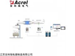 AcrelCloud-3500 餐饮油烟监测平台-24小时实时在线监控
