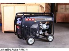 野外施工250A汽油发电焊机