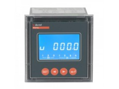 PZ72L-DU/C 安科瑞液晶直流电压表