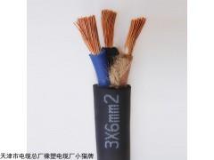 国标YZW橡套电缆