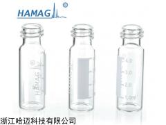 HM-4455AY /4ML透明带刻度进样瓶