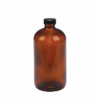 220946 美国Wheaton32盎司棕色安全涂层试剂瓶