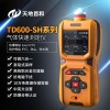 TD600-SH-PM6 检测六参数的便携式布类过滤效率检测仪