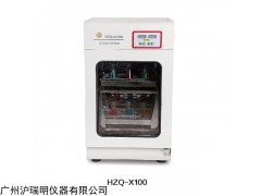 苏州培英HZQ-X100立式恒温双层振荡培养箱