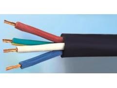 橡套电缆500V YZ6*4多少钱