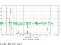 GC-790气相色谱仪 羰基合成醋酐工中微量碘甲烷测定