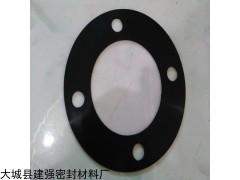 带孔DN25氟橡胶垫片