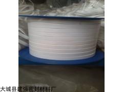 膨胀PTFE背胶聚四氟乙烯风管法兰密封条