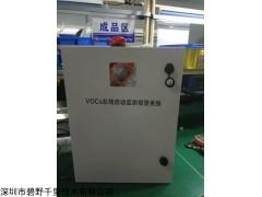 BYQL-VOC 原材料工廠廢氣排放NO2揮發有機物VOCs監測