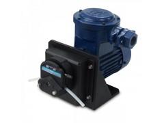 气动防爆马达型蠕动泵140~600rpm液体泵
