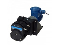 FG601S-Q气动防爆马达型蠕动泵 制药行业流量泵