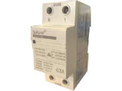 ASJ10-GQ-1P-63 ASJ自复式过欠压保护器选型