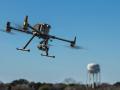 精灵P4M无人机检测农作物生长情况