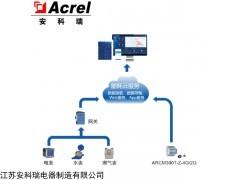 Acrel-5000Cloud 安科瑞智慧能源管理系统工厂水电气能耗监测