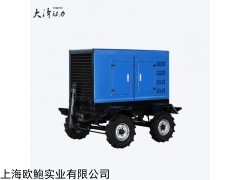 TO400A-J 400A柴油發電焊機省油耐用