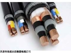 VV22铠装电力电缆3*70+1*35