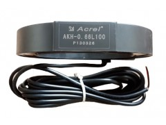 AKH-0.66/L L-100 电气火灾系统专用剩余电流互感器