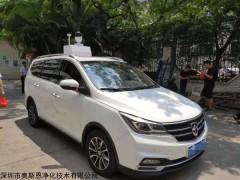OSEN-CYZS 城市工地空气环境车载式扬尘噪声监测系统