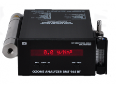 BMT965 BT 手提式臭氧分析仪-德国BMT(顺丰包邮)