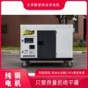 大泽动力25千瓦柴油发电机三相输出电压