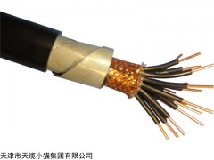 80对矿用屏蔽信号软电缆MHYVP