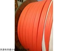 YFBP-J钢丝加强型行车屏蔽扁电缆报价